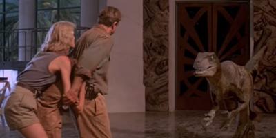 Película Jurassic Park