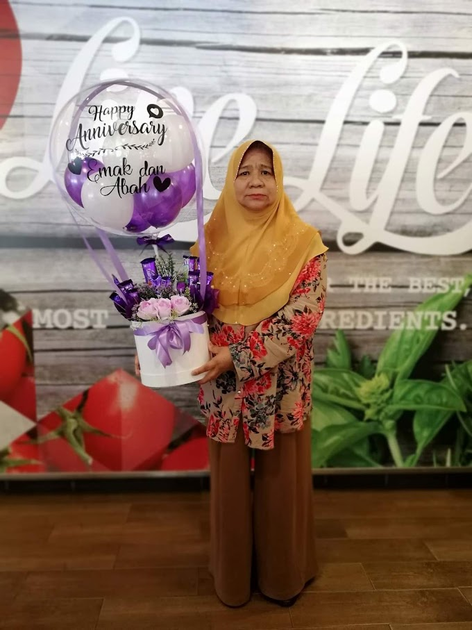 Happy Birthday Mak 21 November 2020
