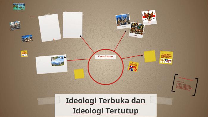 Perbedaan Ideologi Terbuka dan Tertutup