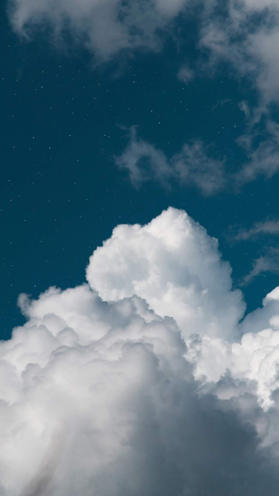 Mây trắng