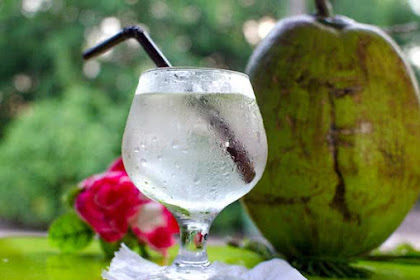Apakah Minum Air Kelapa Bikin Gemuk?
