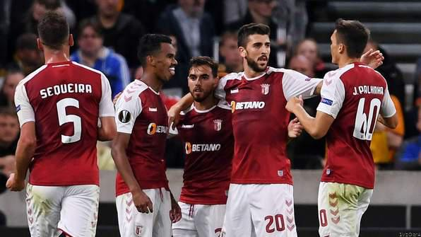 Wolves Lose to Braga in Europa Opener