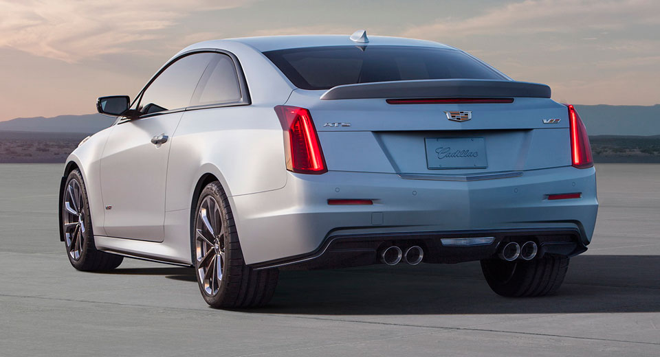 cadillac offering free performance driving school for cts v and ats v owners. Black Bedroom Furniture Sets. Home Design Ideas