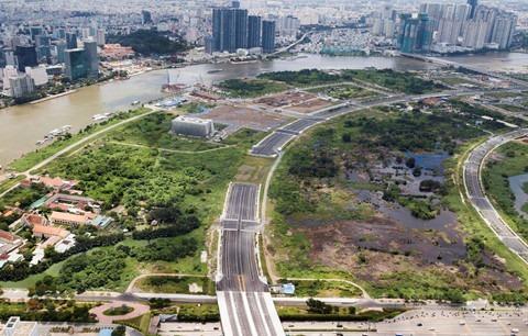 Cận cảnh các dự án sai phạm ở khu đô thị Thủ Thiêm ảnh 8