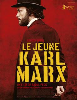 Le jeune Karl Marx (El joven Karl Marx) (2017)