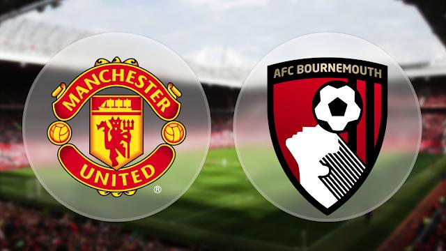 Prediksi Pertandingan Liga Inggris Manchester United vs Bournemouth