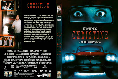 Carátula dvd: John Carpenter's Christine 1983
