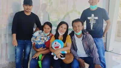Doakan, Aura Winarta Kanan Hari Ini Berangkat ke Makassar Berobat