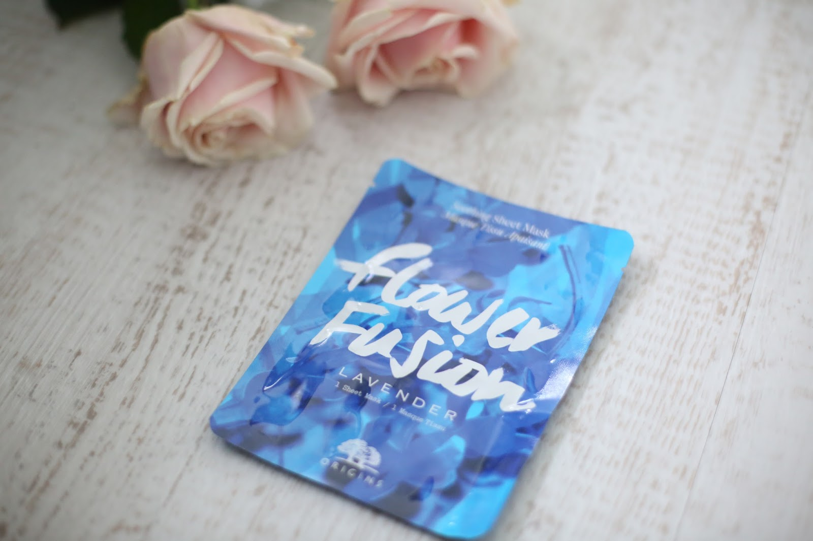 Origins Flower Fusion Mask