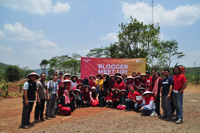Blogger Meet Up Dompet Dhuafa