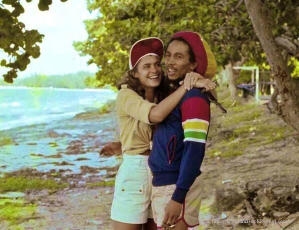 Bob Marley and Miss World 1976
