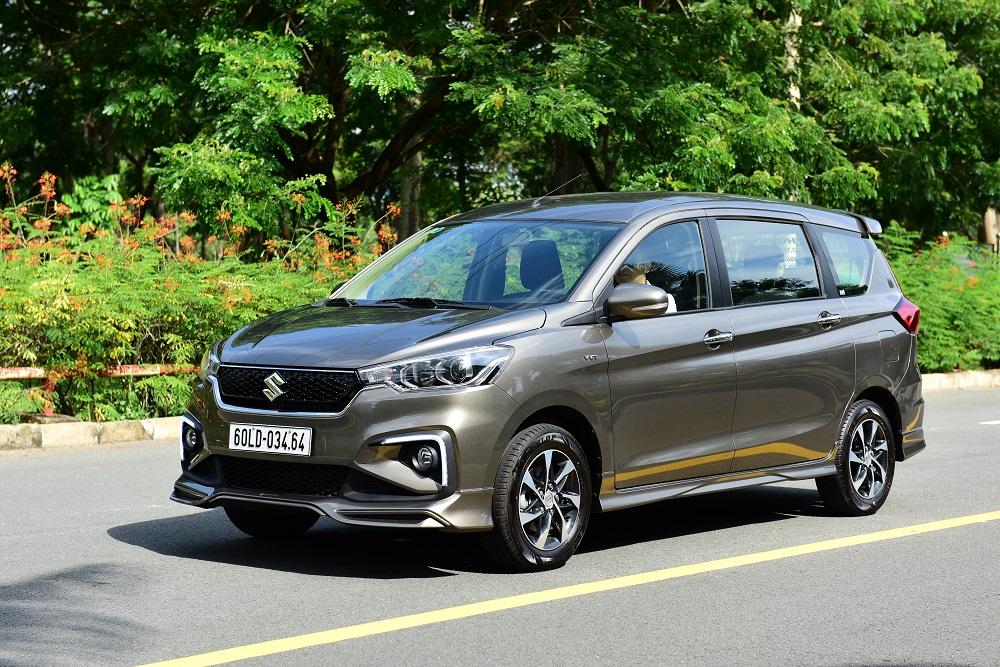 Suzuki mở rộng thời hạn bảo hành hộp số và động cơ cho 2 mẫu xe Ertiga và XL7