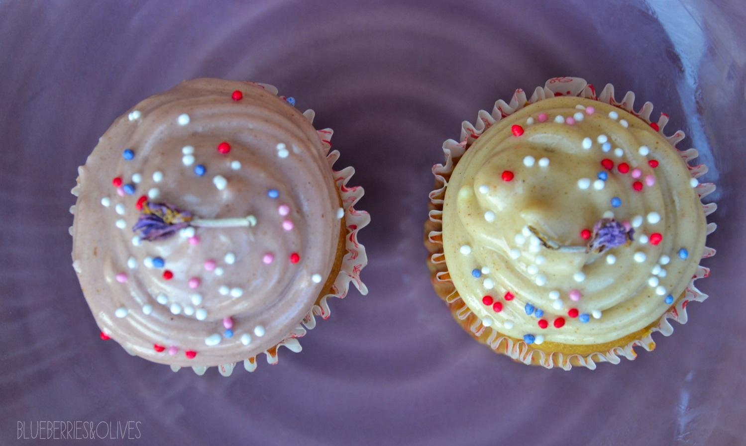 Cupcakes de calabacín, cardamomo y anís 7
