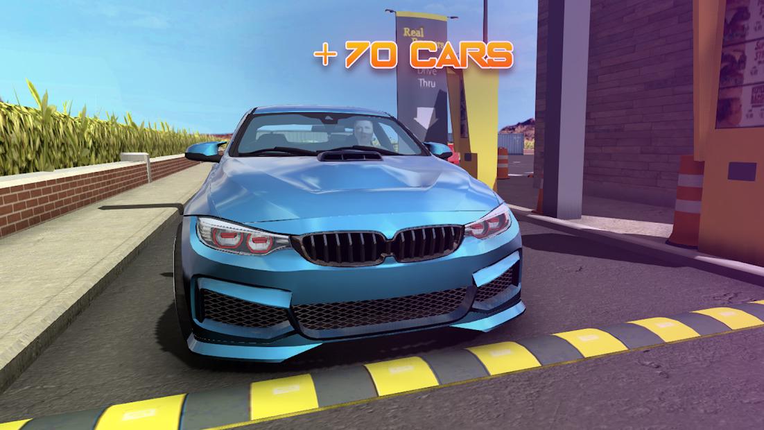 Car Parking Multiplayer Hız Hileli APK - Hız Ve Flash Hileli