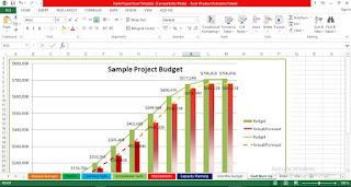 Agile Project Management Excel Template