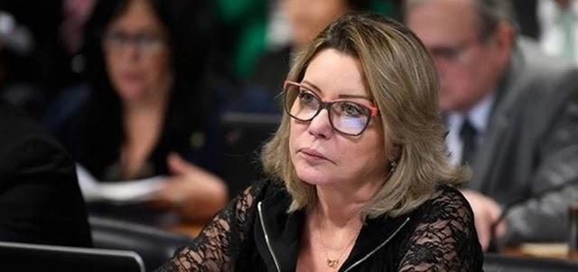 Selma Arruda alegou pressão do partido para votar contra CPI; ela se filiará ao Podemos