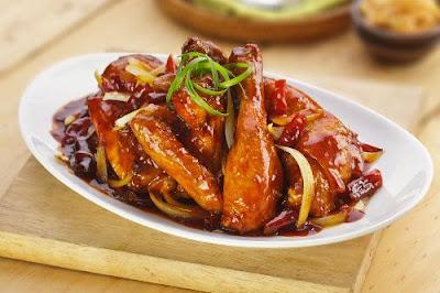Resep Ayam Kecap Bumbu Manis