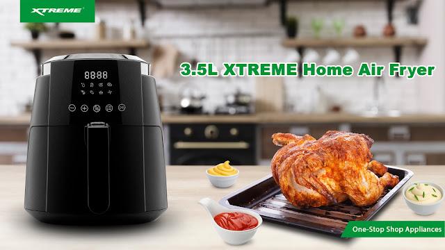 Gizmo Manila Xtreme Appliances Air Fryer