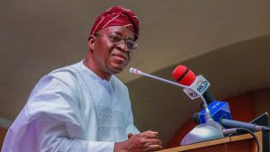 Bolitical thugs attacked me not protesters – Oyetola gives detail