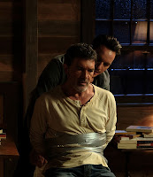 Black Butterfly Jonathan Rhys Meyers and Antonio Banderas Image 1 (4)