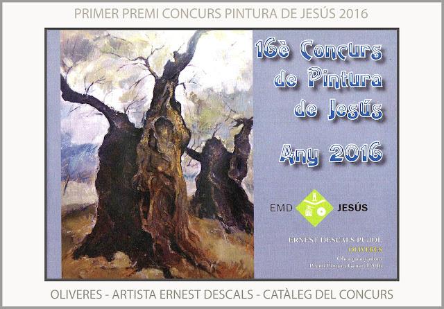 JESÚS-FIRA-OLI-CONCURS-PINTURA-OLIVERES-EBRE-TORTOSA-PREMIS-ARTISTA-PINTOR-ERNEST DESCALS-CATÁLEG-