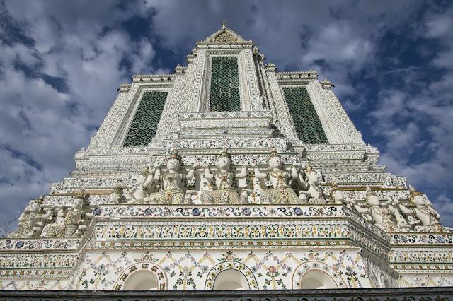Tempio Wat Arun-Bangkok