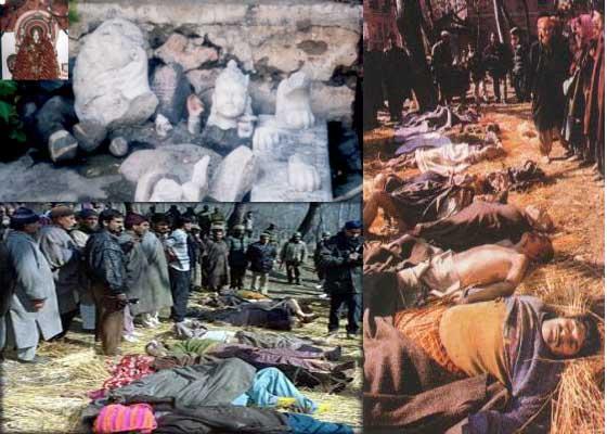 Kashmiri Pandits genocide