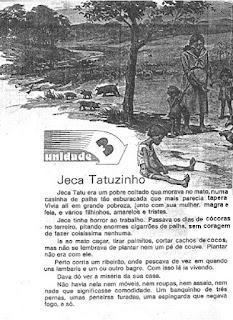 Livro Jeca Tatu