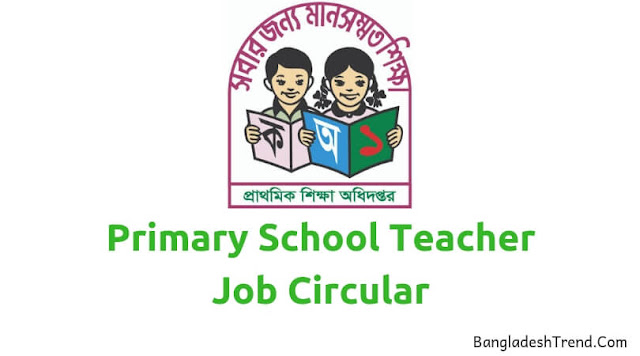 Teacher Job Circular 2019  bdjobss