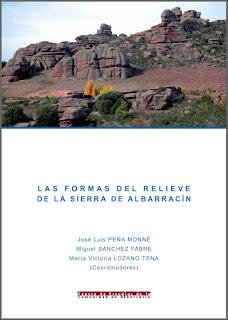 Las formas del relieve de la Sierra de Albarracín