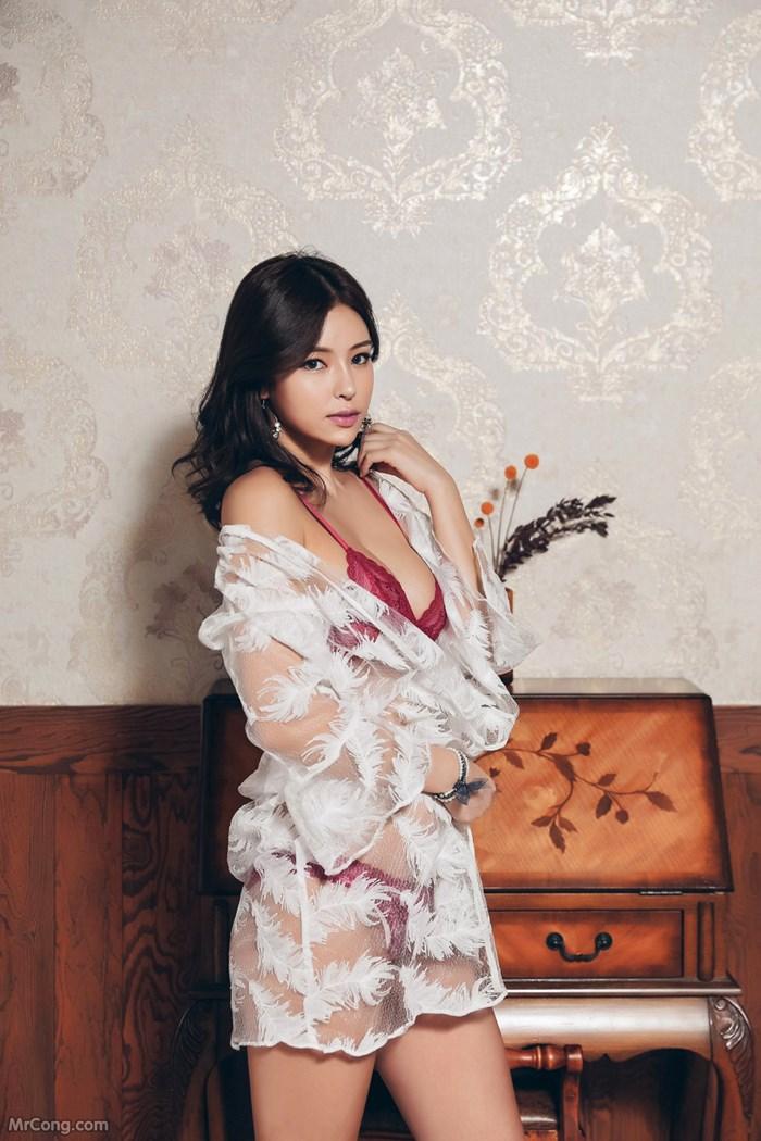 Image Kwon-Soo-Jung-MrCong.com-027 in post Người đẹp Kwon Soo Jung đầy mê hoặc trong bộ sưu tập nội y (134 ảnh)