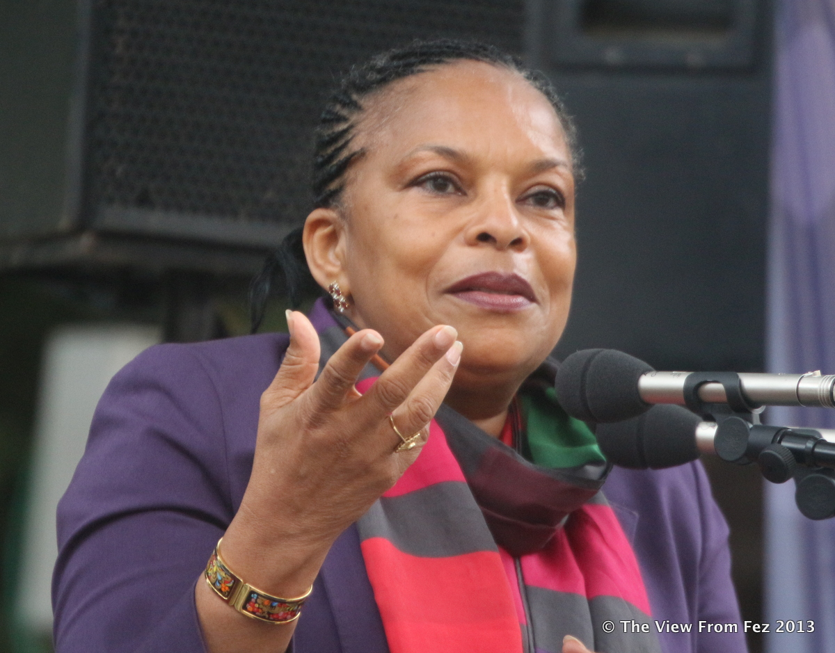 Christiane Taubira racial abuse