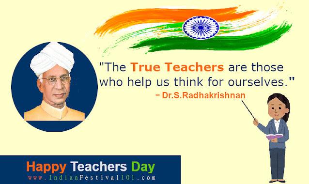 Teachers' Day Celebration, History & Significance