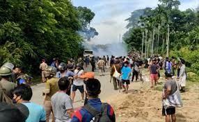 Assam-Mizoram Border Conflict