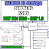 Esquema Elétrico Manual de Serviço ASUS F8V L80V N81 N80 - REV 1.0 Notebook Laptop Placa Mãe - Schematic Service Manual