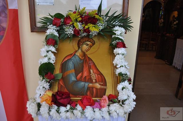 Πρέβεζα: Τη Μνήμη Του Αποστόλου Θωμά Τίμησε Ο Συνοικισμός Του Αγίου Θωμά Πρέβεζας