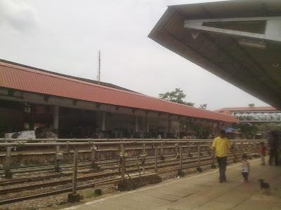 Goa Railway Station: Madgao Railway Station
