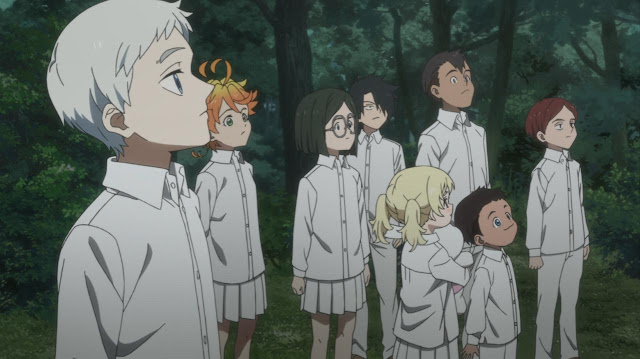 The Promised Neverland - Resenha