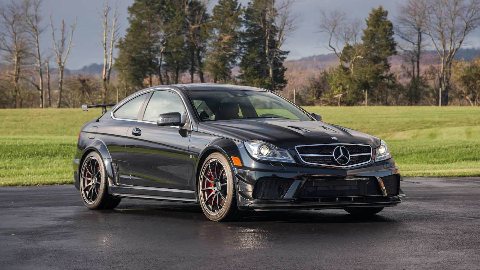 Buy this entire amg black series collection in florida for Mercedes benz s series