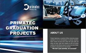 [PFE-2020] 22 projets fin d'études chez Primatec Engineering