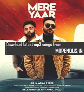 Mere Yaar Akal Inder Mp3 Download