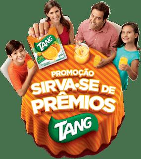 """Promoção Tang 2016 - """"Sirva-se de prêmios Tang"""""""