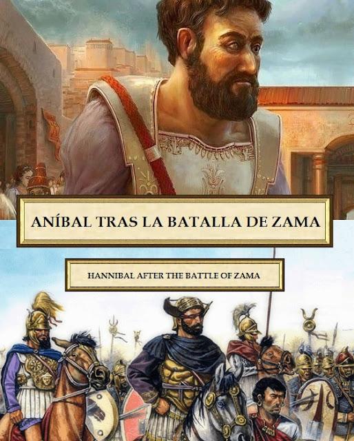 Aníbal, es conocido por su participación en la segunda guerra púnica, derrotado por Escipión en la batalla de Zama.
