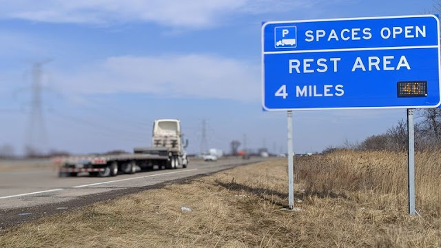 Is Earth a Rest Area?