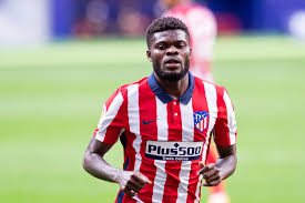 Arsenal Sign Athletico Madrid Midfielder Thomas partey For £45m