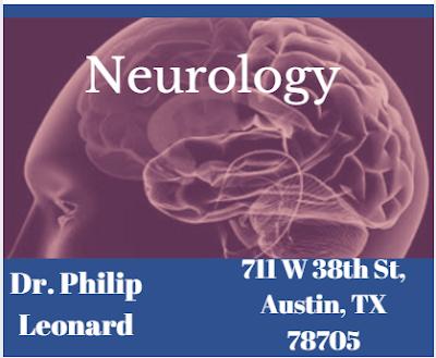 Neurologist Dr. Philip Leonard