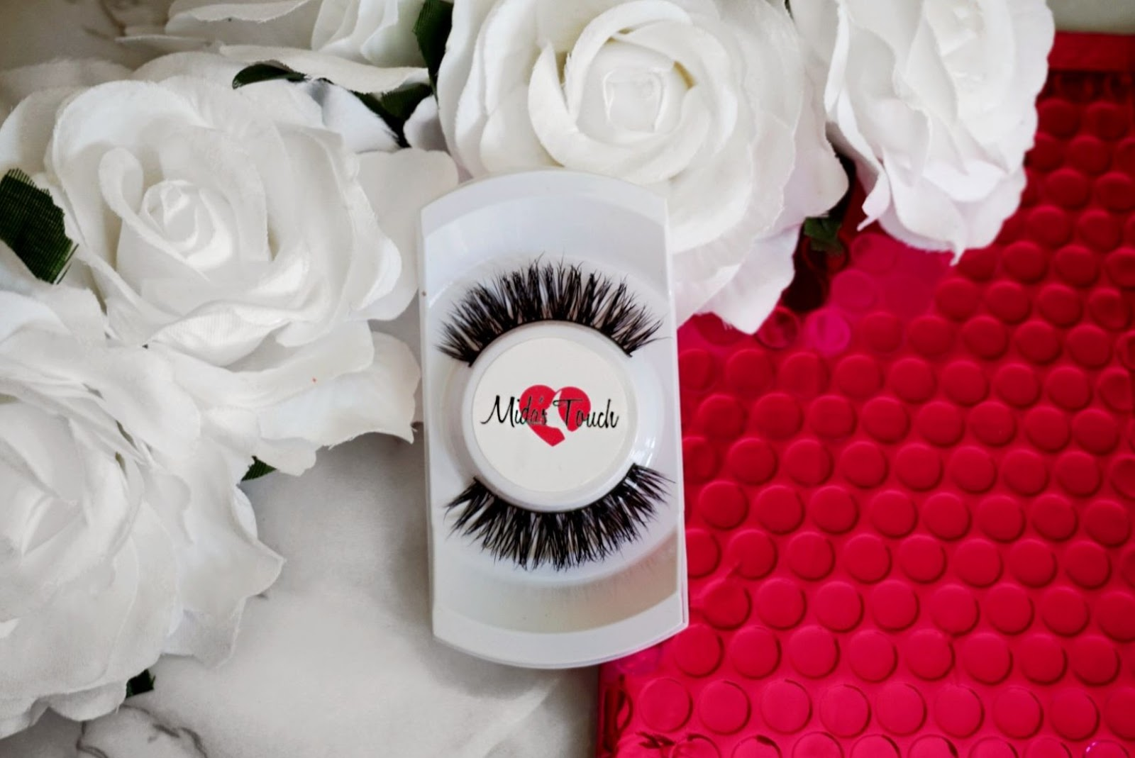 MIDAS TOUCH LASHES - THE PERFECT AND AFFORDABLE LILLY AND HUDA LASHES DUPE