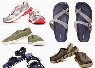 TerraVulc Men's Footwear All below Rs.1000 (Shoes, Sandals, Flipflops) @ Flipkart (Price Valid for Limited period)