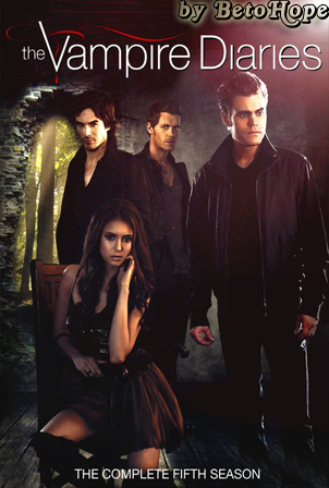 The Vampire Diaries Temporada 5 [2013-2014] [TvRip] [Latino] [Google Drive] GloboTV