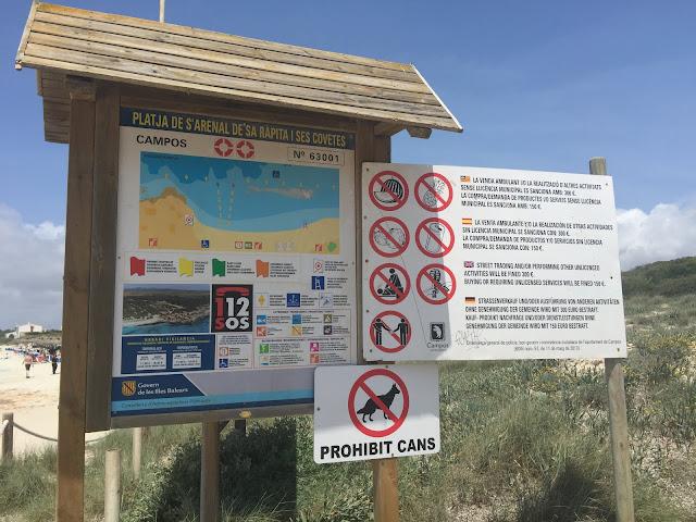 Campos, Praias de Sa Ràpita e Ses Covetes.